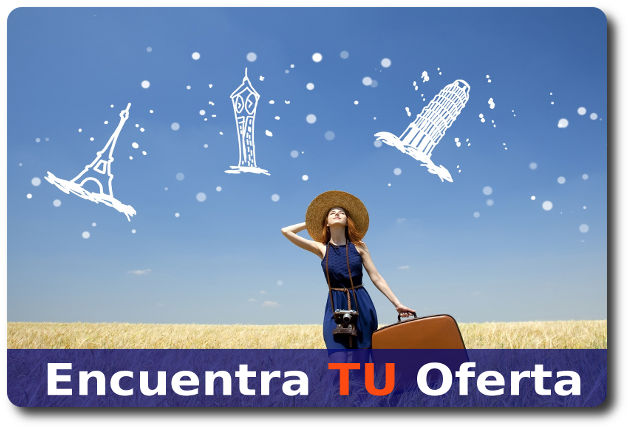 Encuentra tu Oferta de Verano